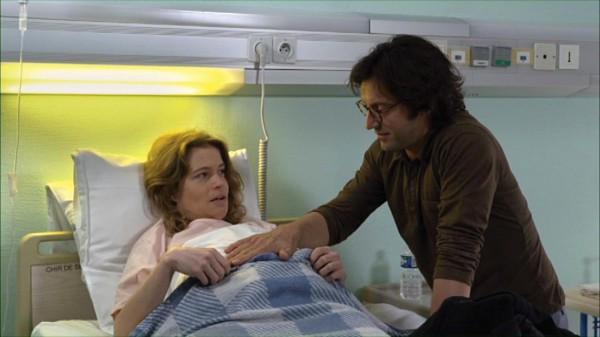 Sarah Biasini (Claire), Frédéric Diefenthal (Lionel)