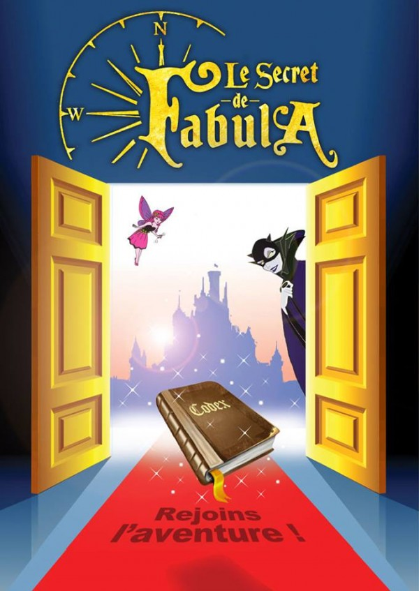 Le Secret de Fabula : Affiche