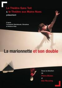 Affiche La Marionnette et son double