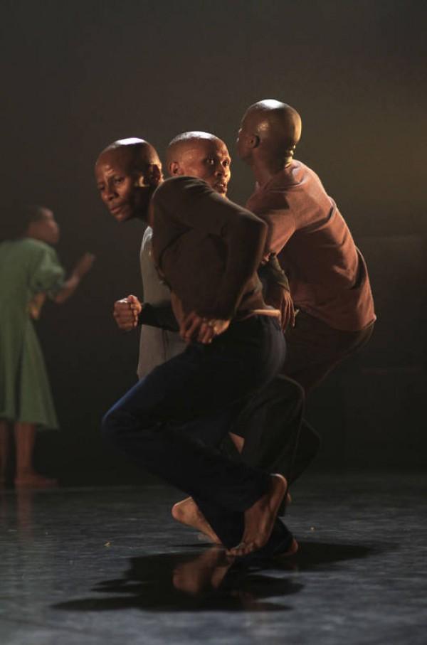 Gregory Maqoma & the Vuyani Dance Theater