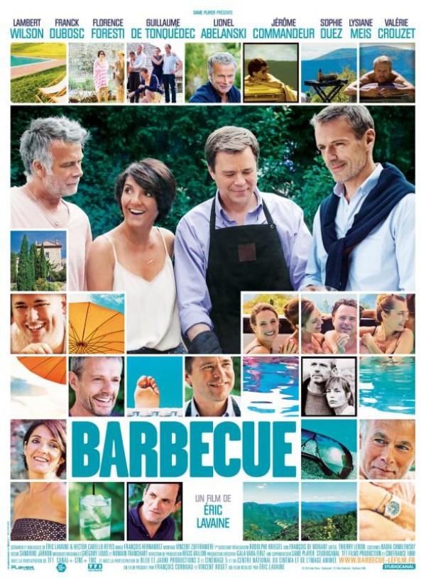Barbecue : Affiche