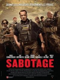 Sabotage : Affiche
