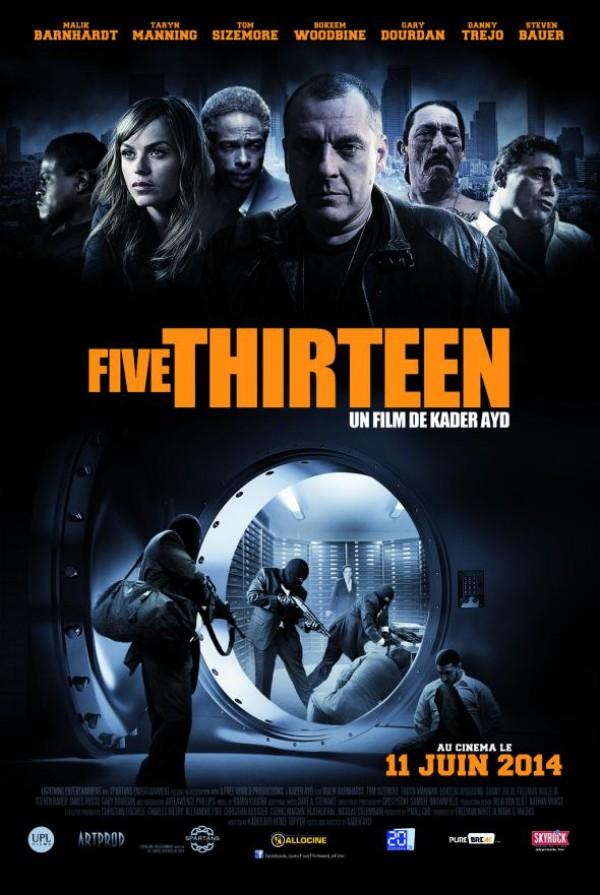 Five Thirteen : Affiche