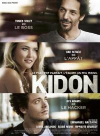 Kidon : Affiche