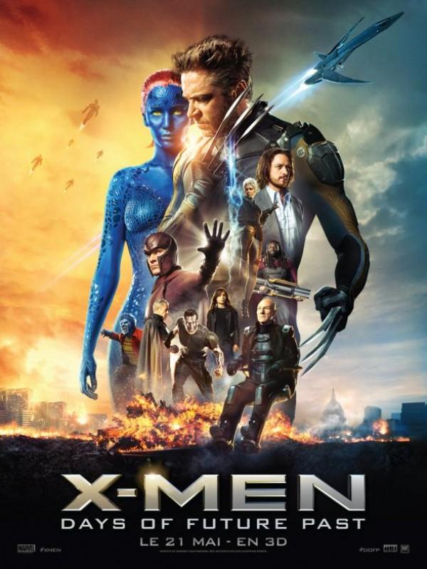 X-Men : Days of Future Past : Affiche
