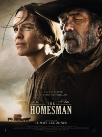 The Homesman : Affiche