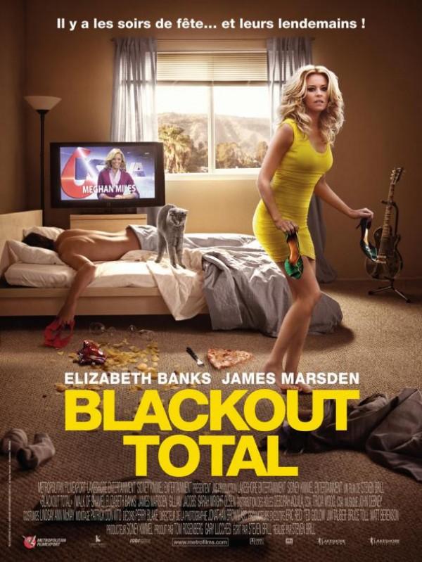 Blackout Total : Affiche