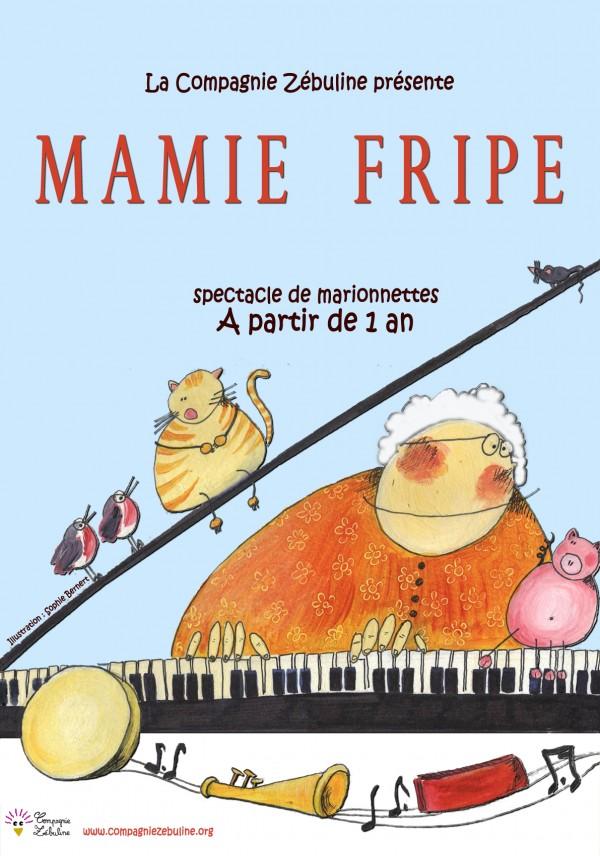 Mamie Fripe : Affiche
