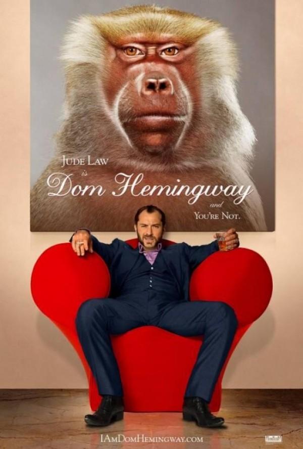 Dom Hemingway : Affiche