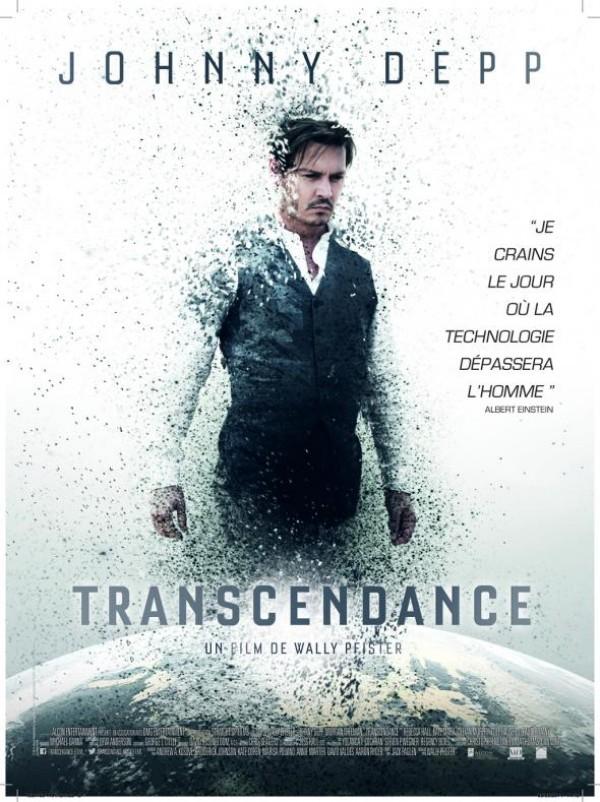 Transcendance : Affiche