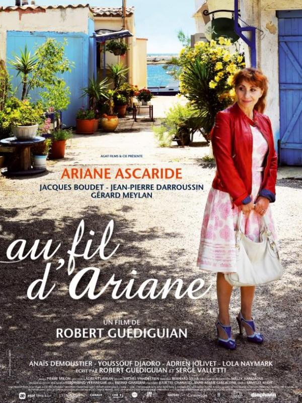Au fil d'Ariane : Affiche