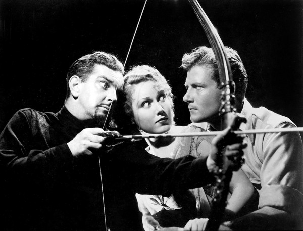 Leslie Banks, Fay Wray, Joel McCrea