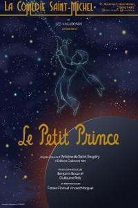 Le Petit prince à la Comédie Saint Michel : Affiche