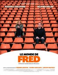 Le Monde de Fred : Affiche