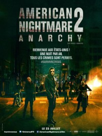 American Nightmare 2 : Anarchy Affiche