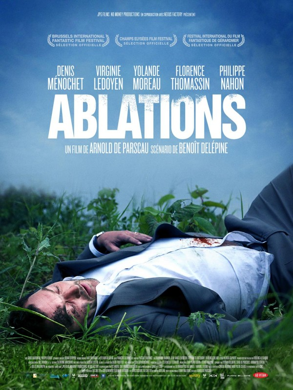 Ablations : Affiche