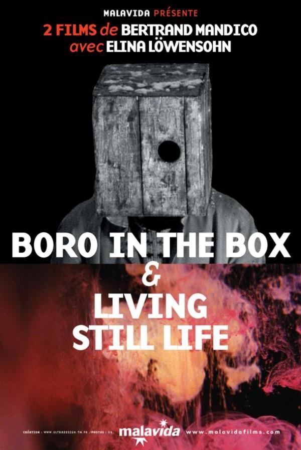 Boro in the Box : Affiche