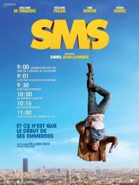 SMS : Affiche