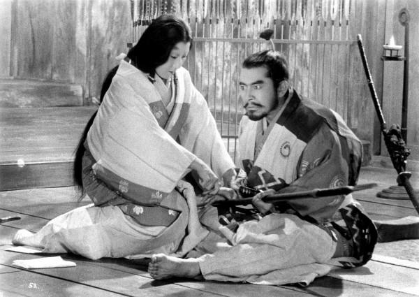Isuzu Yamada, Toshirô Mifune