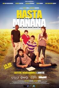 Hasta Manana : Affiche