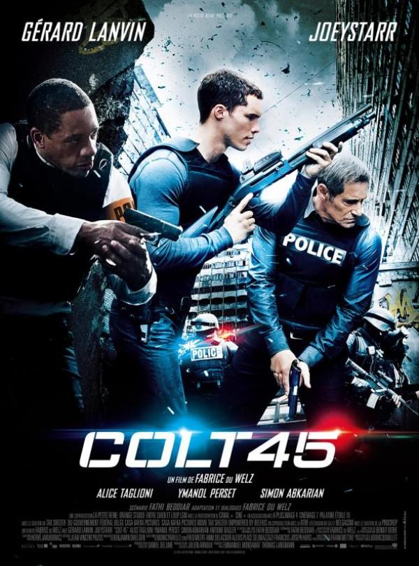 Colt 45 : Affiche