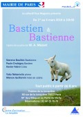 Bastien, Bastienne : Affiche