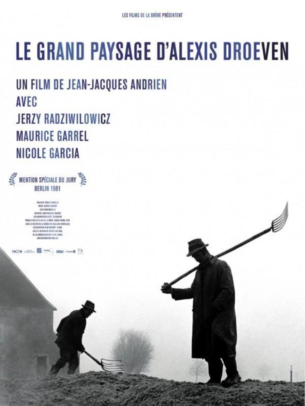 Le Grand Paysage d'Alexis Droeven : Affiche