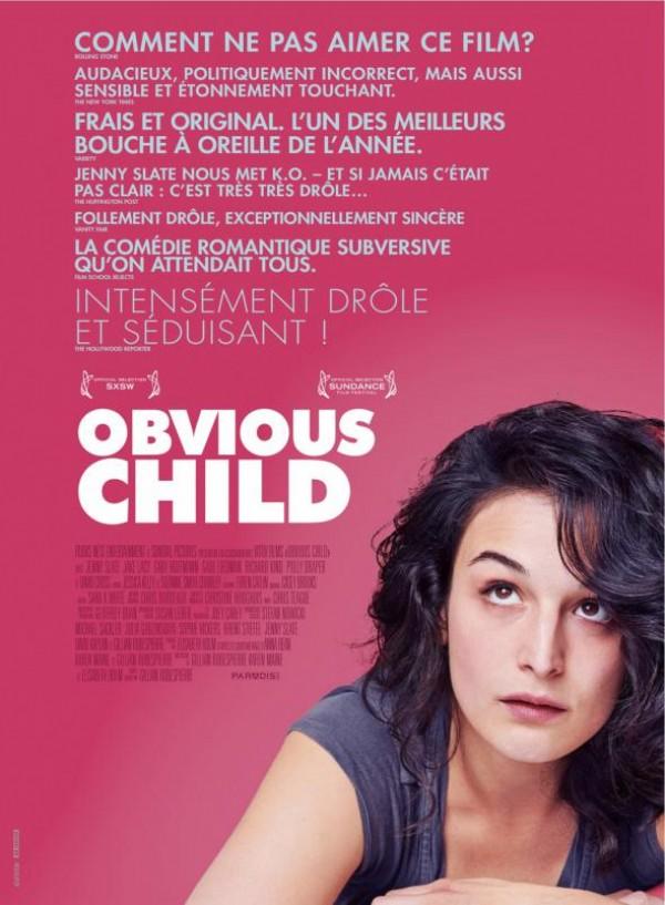 Obvious Child : Affiche
