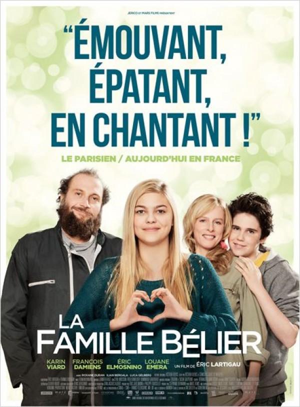 La Famille Bélier : Affiche