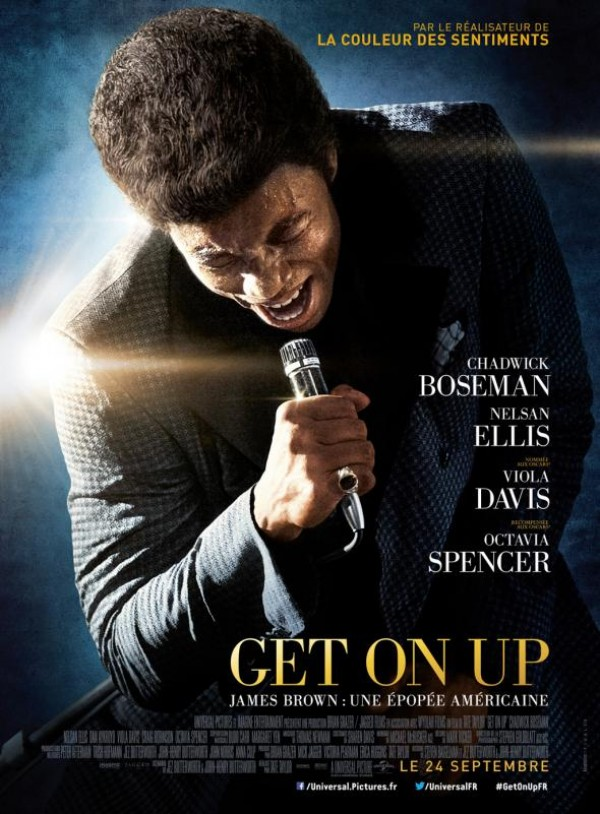 Get On Up : Affiche