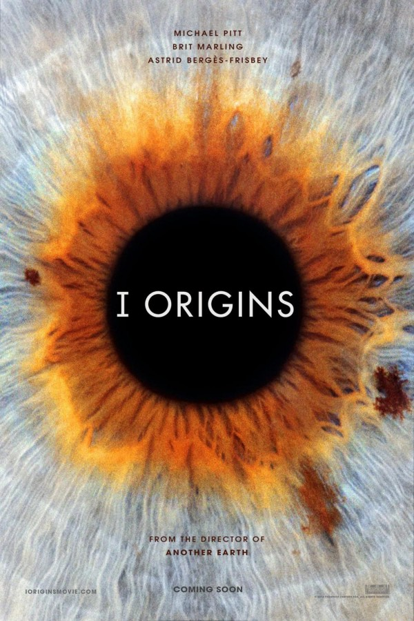 I Origins : Affiche