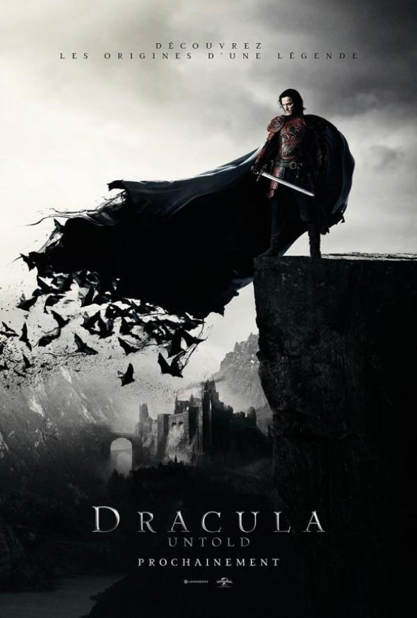 Dracula Untold : Affiche