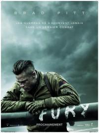 Fury : Affiche