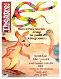 Joey le petit kangourou : Affiche