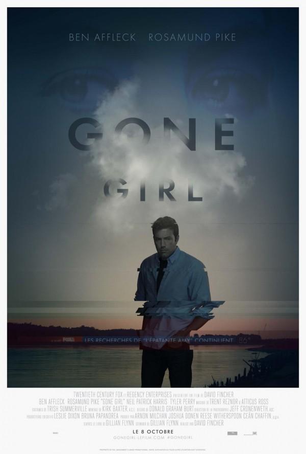 Gone Girl : Affiche