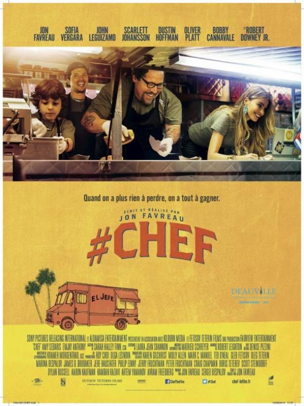 #Chef : Affiche
