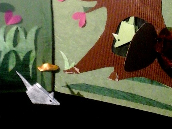 Lili au théâtre Darius Milhaud
