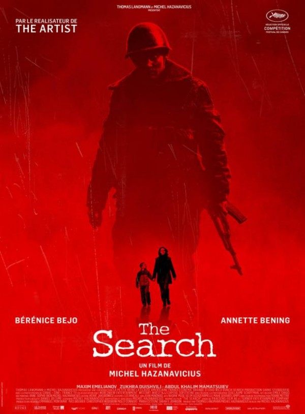 The Search : Affiche