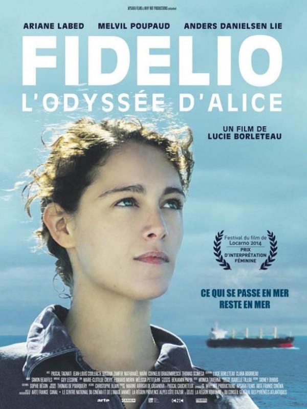 Fidelio, l'odyssée d'Alice : Affiche