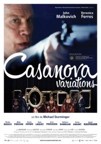 Casanova Variations : Affiche