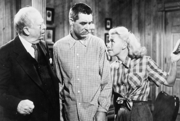 Charles Coburn, Cary Grant, Ginger Rogers