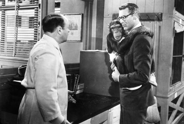 Robert Cornthwaite, Cary Grant