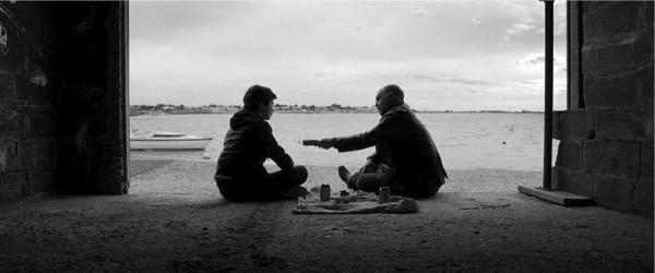 Dos à la mer