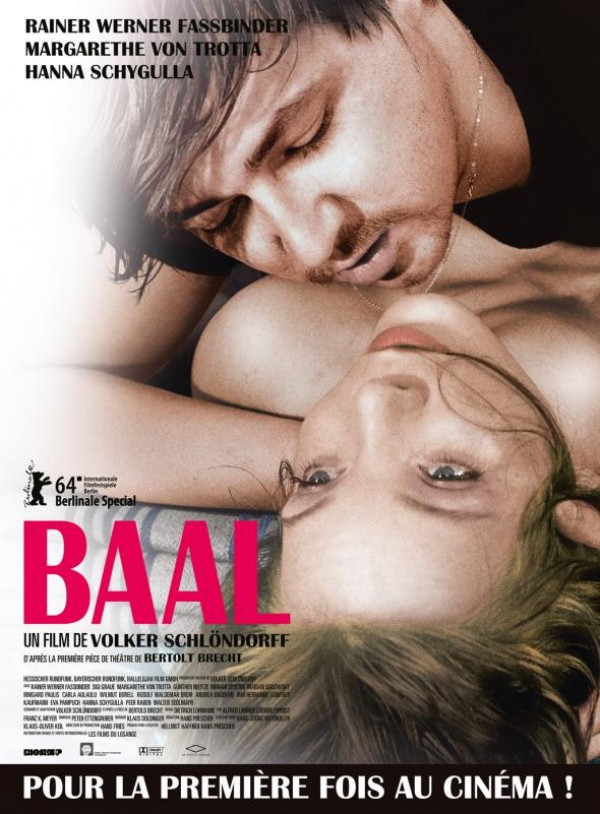 Baal : Affiche