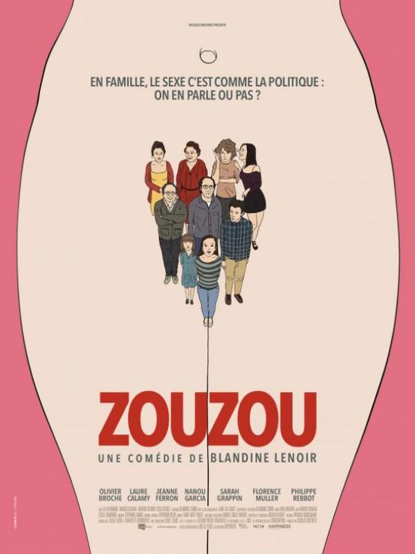 Zouzou : Affiche