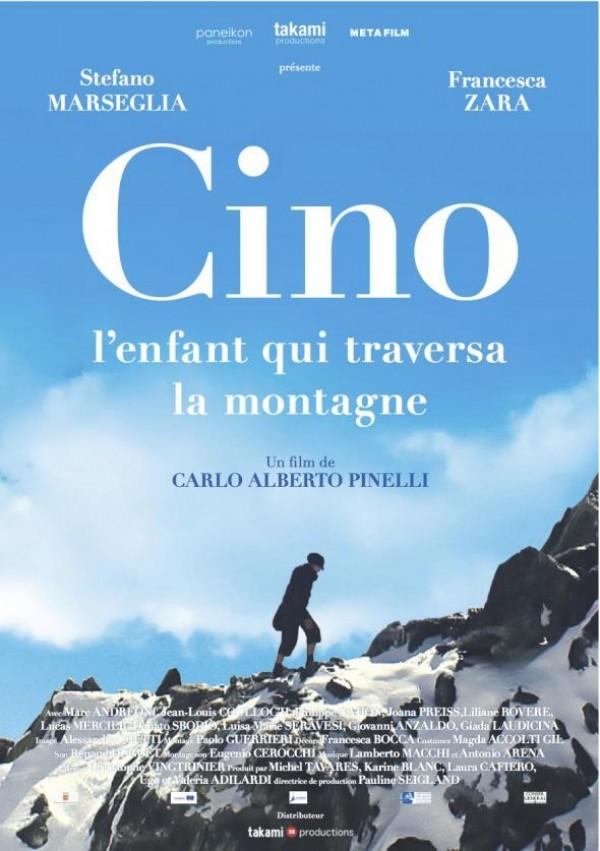 Cino, l'enfant qui traversa la montagne : Affiche