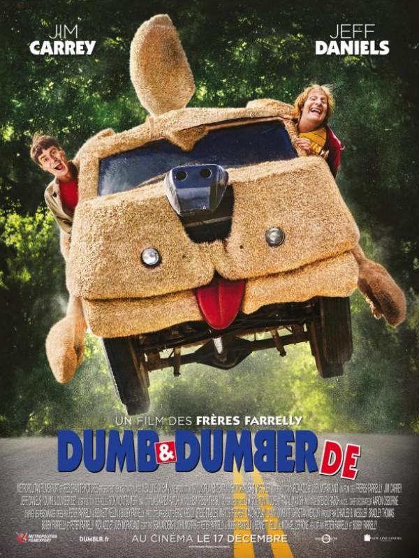Dumb and Dumber De : Affiche