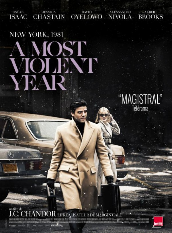 A Most Violent Year : Affiche