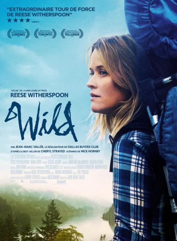 Wild : Affiche