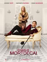 Charlie Mortdecai : Affiche